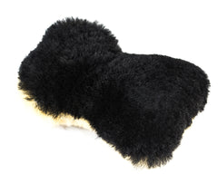 Woolly Good Pet Small Bone Natural/Black