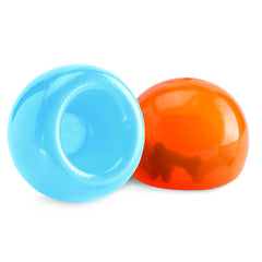planet dog orbee-tuff snoop treat ball