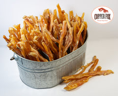 Copper Fox Natural Dog Treats Beef Tendon Chew