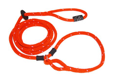 Harness Lead Reflective Orange