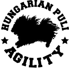 Puli Agility Decal