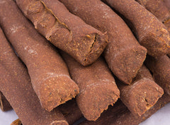 Pumpkin Spice Turkey Sticks Dog Treats