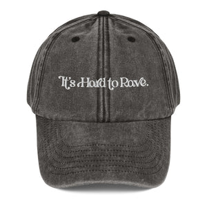 Hard to Rave Dad Hat