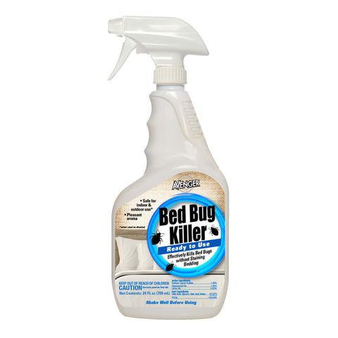 Avenger® | Bed Bug Killer | Ready-To-Use | 24 oz.