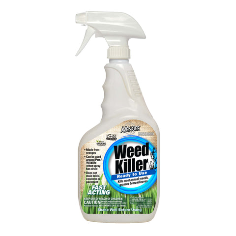 Avenger® | Weed Killer | Ready-To-Use | 24 oz.