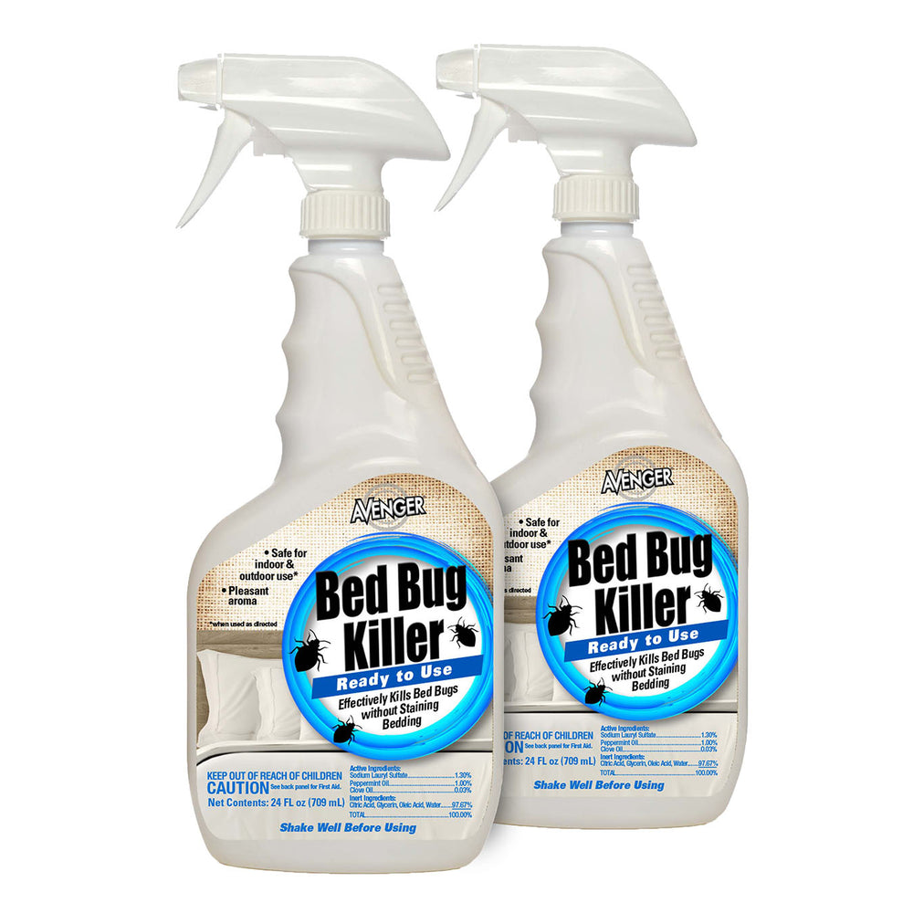 Avenger® | Bed Bug Killer | Ready-To-Use | 24 oz. (2-Pack)