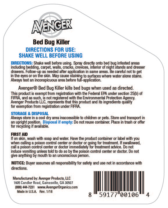 Load image into Gallery viewer, Avenger® | Bed Bug Killer | Ready-To-Use | 24 oz. (2-Pack)