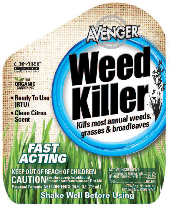 Load image into Gallery viewer, Avenger® | Weed Killer | Ready-To-Use | 24 oz. (2-Pack)