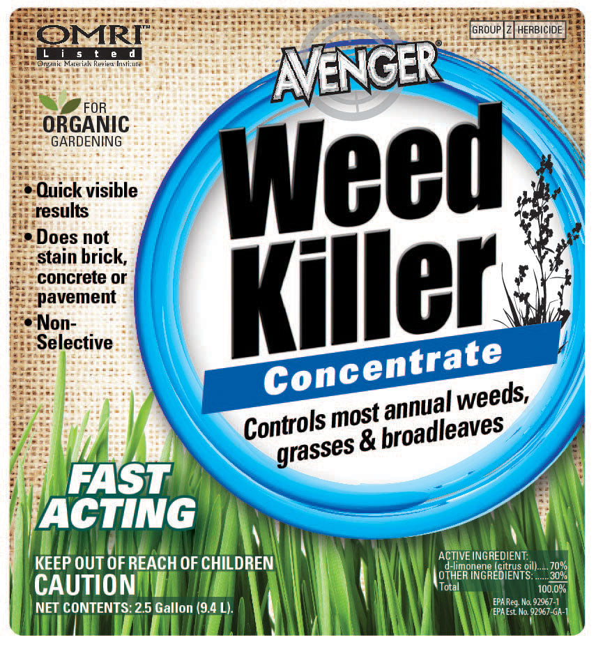 Load image into Gallery viewer, Avenger® | Weed Killer | Concentrate | 2.5 gal.