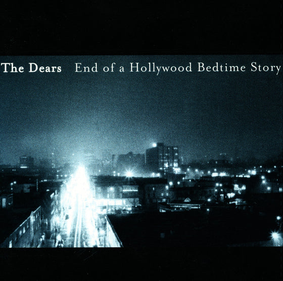 End Of A Hollywood Bedtime Story (Sold Out)