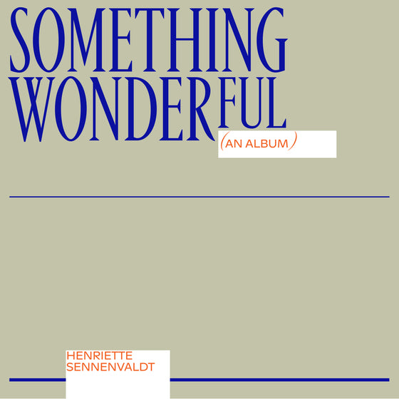 Something Wonderful