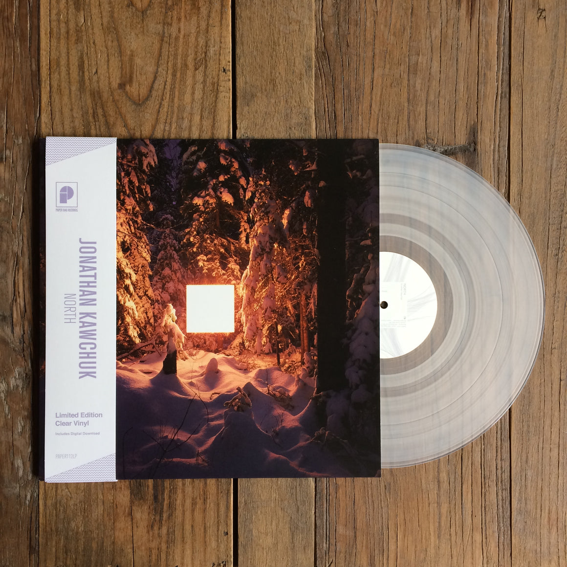 North [Limited Edition Clear Vinyl]