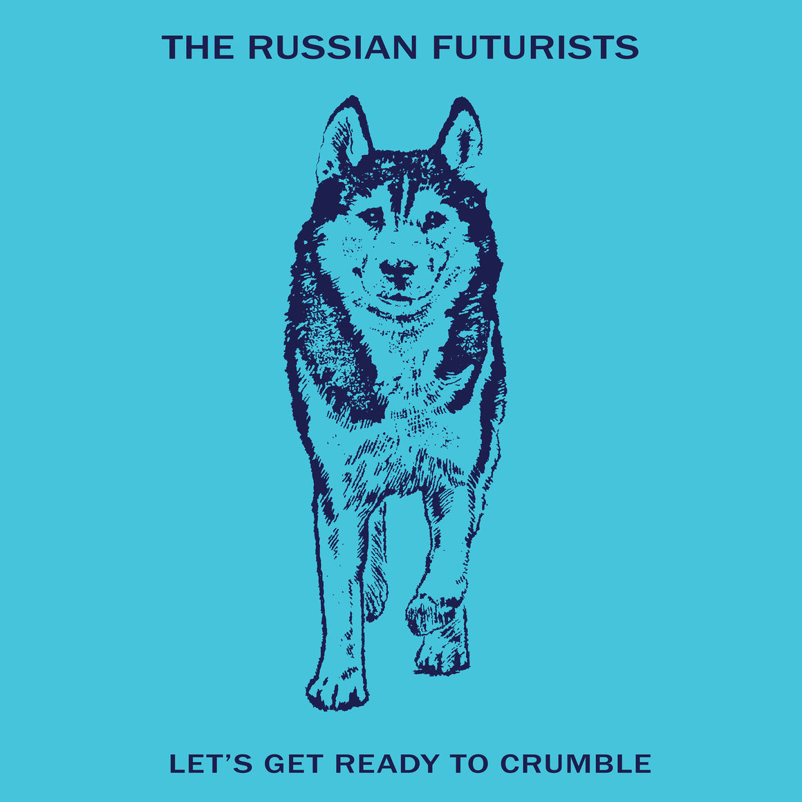 Let's Get Ready To Crumble [Limited, Numbered, Navy Vinyl]