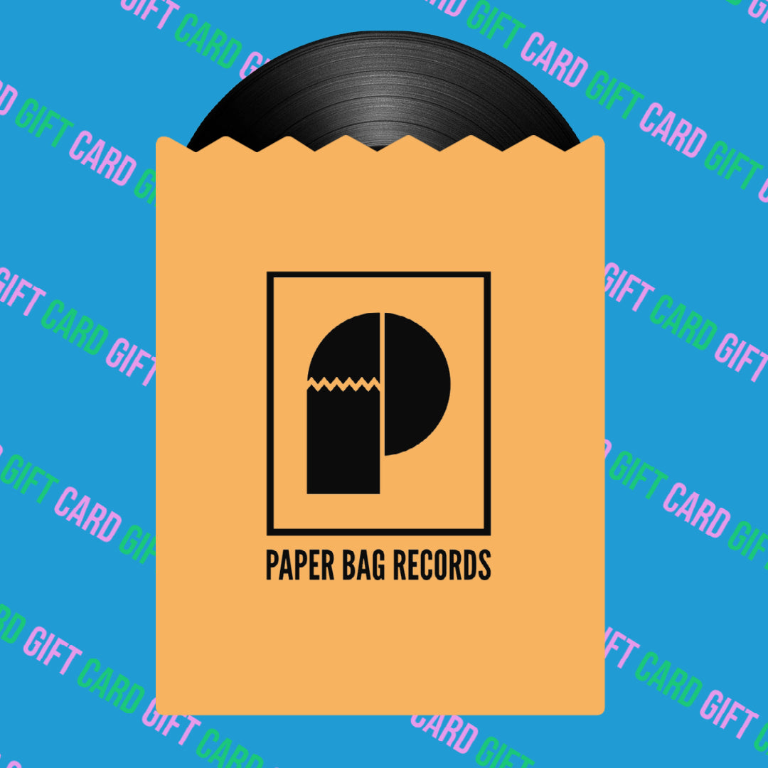 Paper Bag Records Gift Card