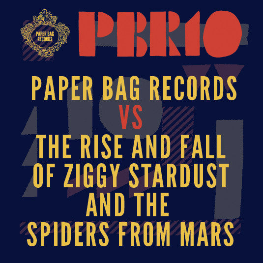 Paper Bag Records vs. The Rise and Fall of Ziggy Stardust and the Spiders From Mars
