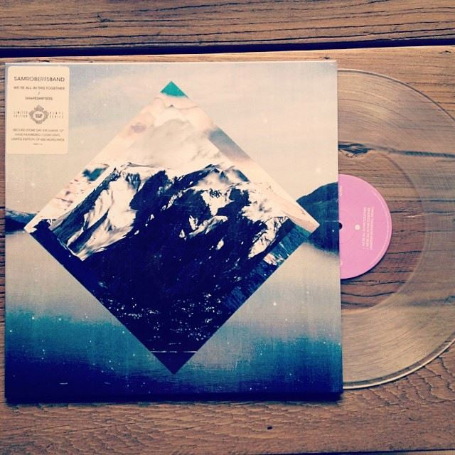 "We're All In This Together/Shapeshifters 12"" RSD Release"