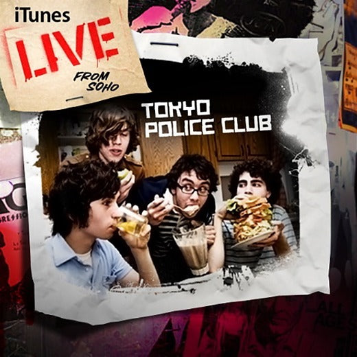Live at SoHo Apple iTunes