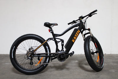Why Buy A Fat Tire Electric Bike?