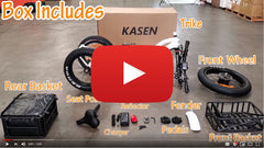 kasen k8 set up video etrike