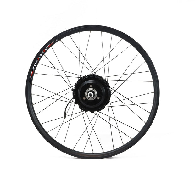 27.5 inch Rim with 500w Rear Drive Motor for electric mountain bike