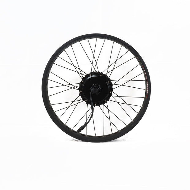 26 inch Rear Wheel Set with 48V 1000 W Motor for electric bike