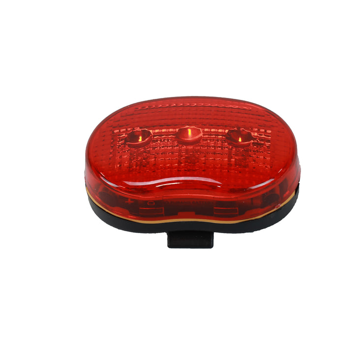 Electric Bike Rear Light Reflector