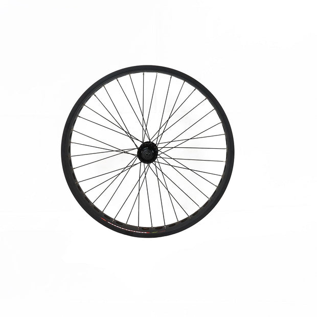 26 inch Front Wheel Set for fat tire bike or electric bike
