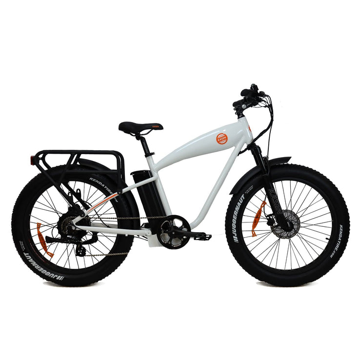 K-6.0 Beach Cruiser Electric Bike 26""