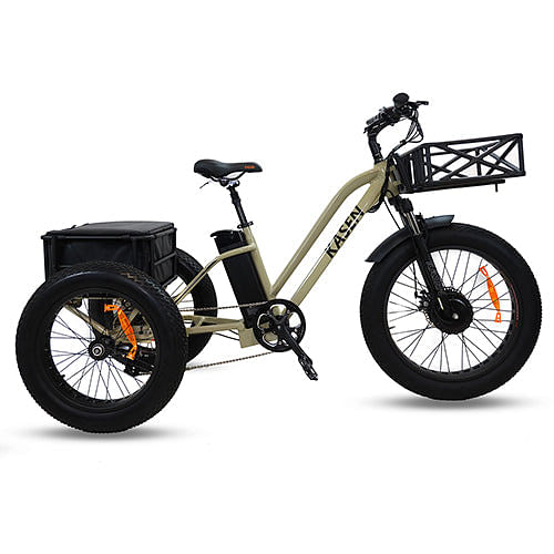 Kasen Electric Trike