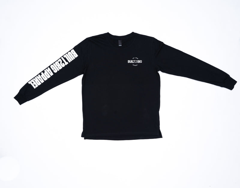 Built2Big EST 19 Long Sleeve Tee