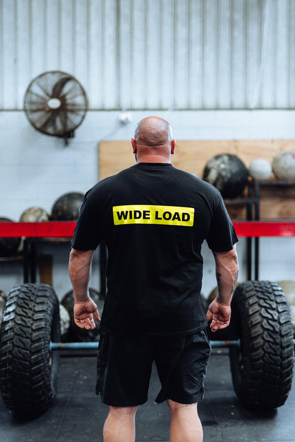 Built 2 Big WIDELOAD T-Shirt