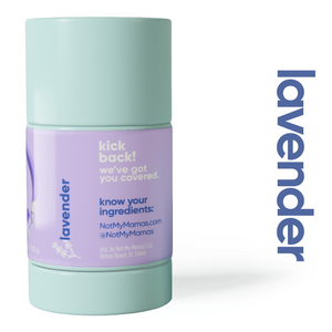 Lavender Deodorant for Teens - Not My Mama's
