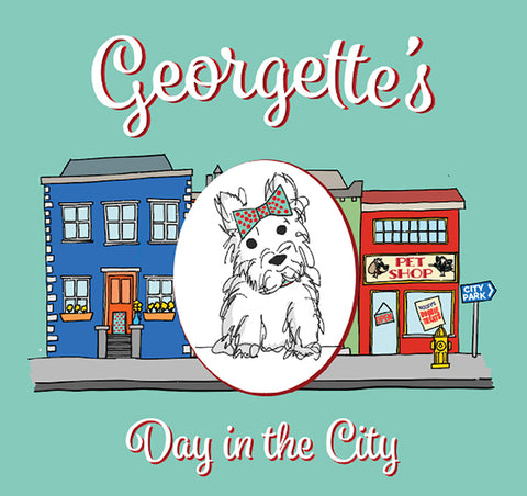 Georgette's Day in City Kindle Version