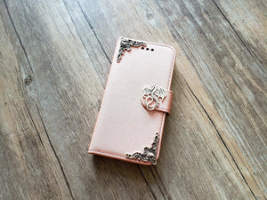 Dragon phone leather wallet removable case cover for Apple / Samsung MN1194-icasecollections
