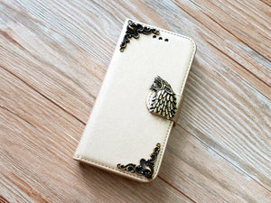 Game of Thrones House Stark phone leather wallet removable case cover for Apple / Samsung MN0920-icasecollections