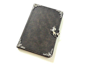 Horse ipad leather case, handmade ipad cover for Apple MN0454-icasecollections