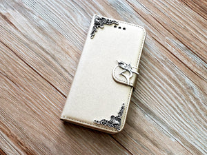 Shark phone leather wallet removable case cover for Apple / Samsung MN0926-icasecollections