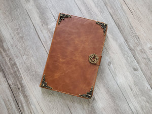 Star ipad leather case, handmade ipad cover for Apple MN1021-icasecollections