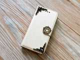 Star phone leather wallet removable case cover for Apple / Samsung MN0860-icasecollections