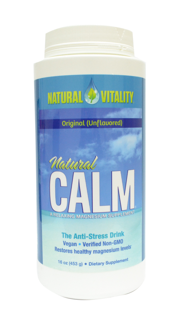 Natural Calm Magnesio