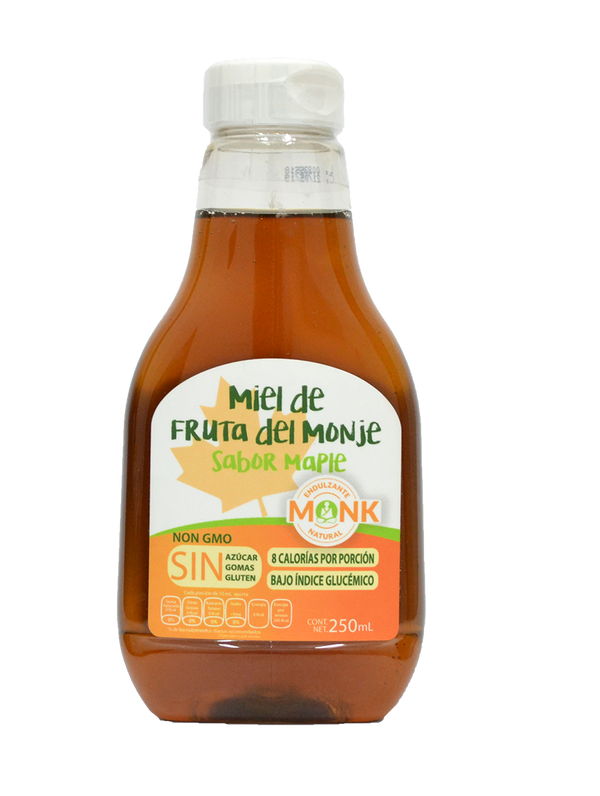 Miel Endulzante Natural Fruta del Monje Monk Fruit