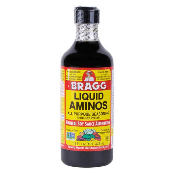 Liquid Aminos 473ml Bragg