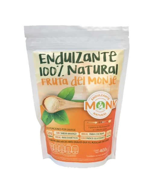 Endulzante Natural Fruta del Monje Monk Fruit