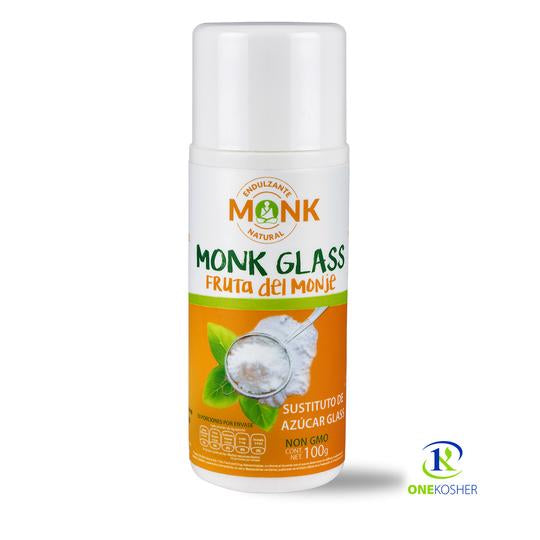 Monk Glass: Fruta del Monje Sustituto Azúcar Glass 100 g. Monk Fruit