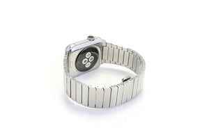 Link - Apple Watch Bracelet crafted from Stainless Steel Alloy