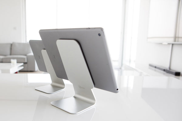 Slope - Magical Universal Tablet Stand with Micro-suction Pads