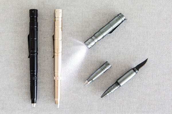 TacPen - 4 in 1 Tactical Survival and Self Defense Pen