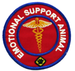 Emotional Support Animal - Patch