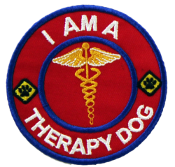 Therapy Dog - Patch