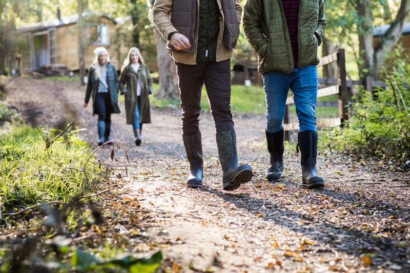 Winter Walks in your wellies